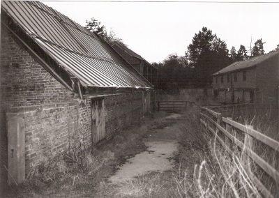 Tithe Barn exterior 1