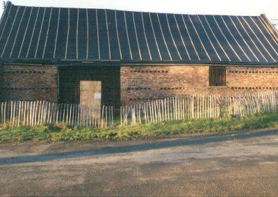 Tithe Barn exterior 4