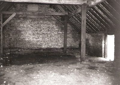 Tithe Barn interior 1