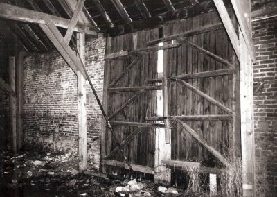 Tithe Barn interior 3