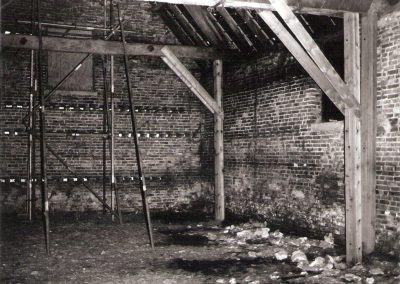 Tithe Barn interior 4