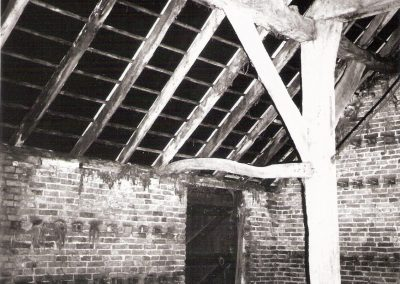 Tithe Barn interior 5