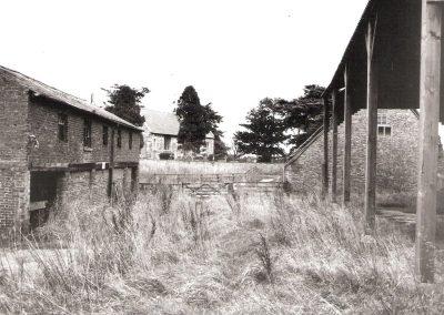 Tithe Barn exterior 2