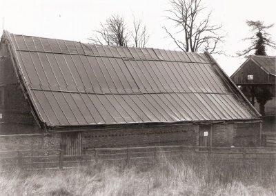 Tithe Barn exterior 3