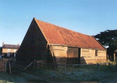 Tithe Barn exterior 5