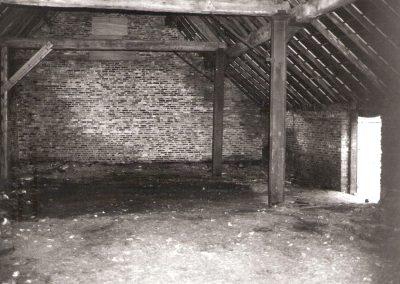 Tithe Barn interior 1