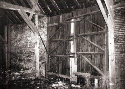 Tithe Barn interior 3