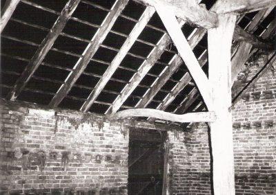 Tithe Barn interior 5