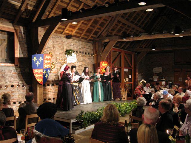 TB medieval concert